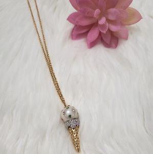 Kate Spade Ice Cream Necklace